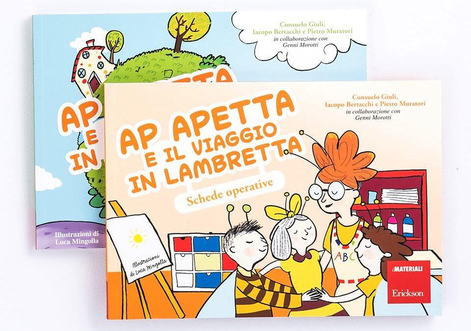 """PROGETTO: """"COPING POWER: AP-APETTA E IL VIAGGIO IN LAMBRETTA"""""""